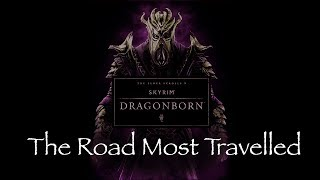 """The Road Most Travelled"" - Skyrim - Dragonborn DLC Soundtrack (By Jeremy Soule)"