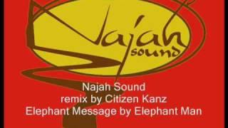Remix Elephant Man Message (Diwali) by Najah Sound