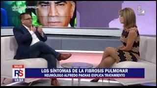 El Puma José Luis Rodríguez y la Fibrosis Pulmonar -  Reporte Semanal - Dr. Alfredo Pachas