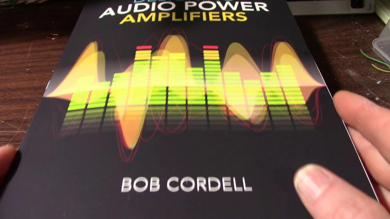 Small Discrete Audio Power Amplifier1 Circuit Schematic Diagram