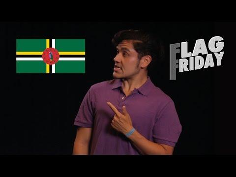 Flag Friday! Dominica