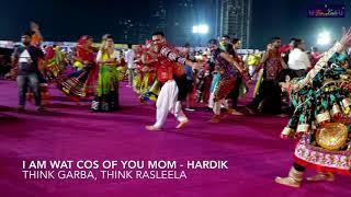 Gambar cover Learn Garba | learn from garba king Hardik Mehta | Rasleela
