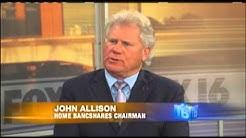 Home Bancshares Chairman John Allison