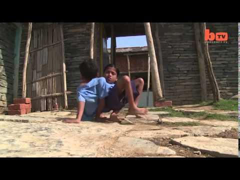 Conjoined Twins Shivanath and Shivram Sahu Run to School  by ABC Media Group