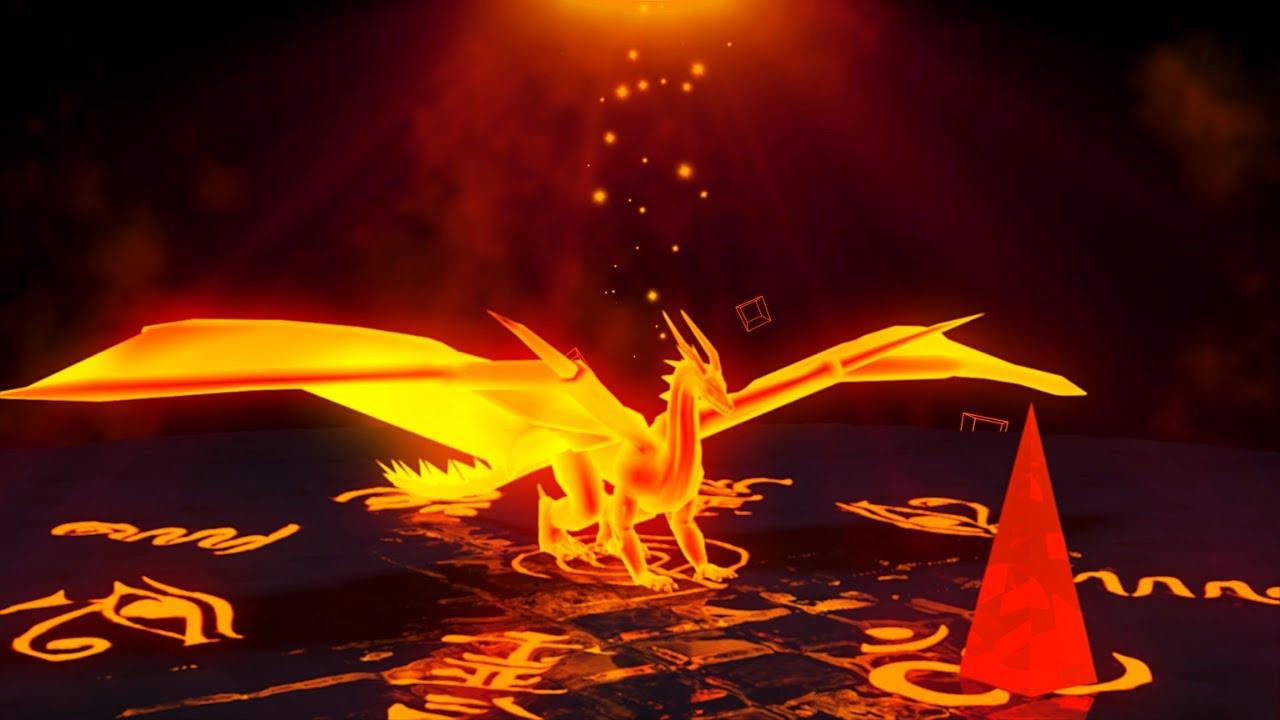 Golden Dragon of Abundance   Wealth and Power   Burn Negative Energy   Feng Shui   888 hz