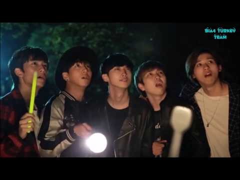 (Eng Sub) 2014 B1A4 Road Trip To Seoul : Ready? Concert Making - Drama