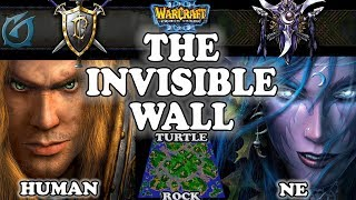 Grubby | Warcraft 3 TFT | 1.29 | HU v NE on Turtle Rock - The Invisible Wall