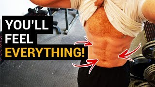 Abdominal Breakdown Abs Workout (INSANE ABS BURN!!)