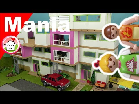 MINECRAFT Playmobil Luxusvilla bauen #7 Deutsch - XXL ...