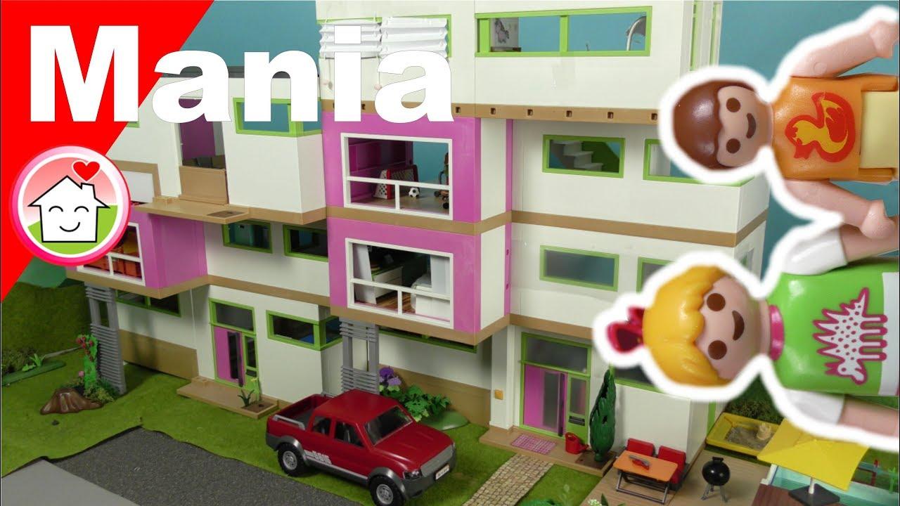 playmobil deutsch die mega luxusvilla von familie hauser playmomania