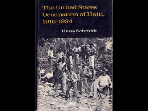 Schmidt: Lavish lifestyle of US Marines during the US Military Occupation of Haiti, 1915-1934