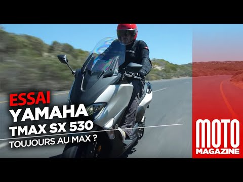 yamaha tmax sx 530 essai moto magazine 2017 youtube. Black Bedroom Furniture Sets. Home Design Ideas