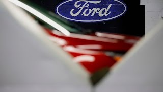 Ford Scraps $1.6B Mexico Plant After Trump Pressure