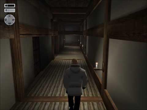 Hitman 2: Silent Assassin - 09 - Shogun Showdown PRO/SA 100% Escape with Girl