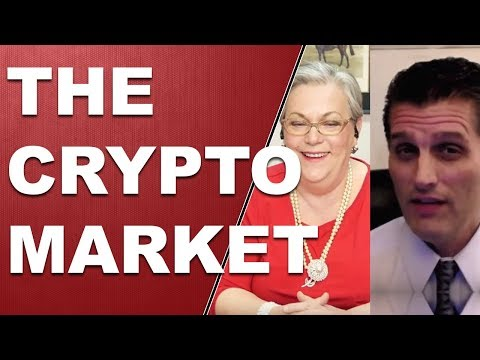 Coffee with Lynette Zang and Greg Mannarino talking about the Crypto Market