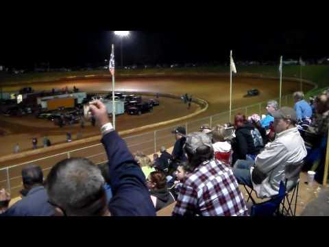 Friendship Motor Speedway(SUPER STOCK 4's) part 2) 10-01-16