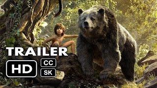 Gambar cover The Jungle Book Trailer - Scarlett Johansson, Bill Murray - Slovenské titulky