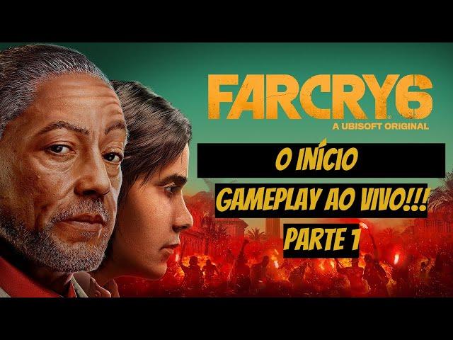Far Cry 6 - O Início - Gameplay em 4K 60 - Xbox Series X
