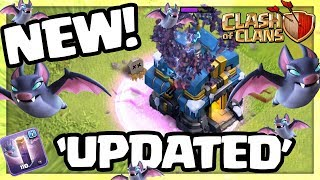 NEW - Clash of Clans BALANCED Bat Spells! Will They SOAR or STRIKE OUT?