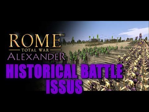 Battle of Issus - Rome Total War: Alexander