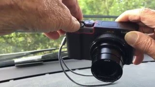 """Panasonic ZS-100 Enthusiast Compact Camera (1"""" sensor/25-250 zoom) review by Dale"""
