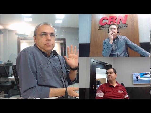 CBN Agro (10/08/2019) - com Éder Campo e Jorge Zaidan