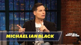 Michael Ian Black Talks About The State