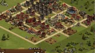 Forge of Empires Time-lapse Trailer (HD)