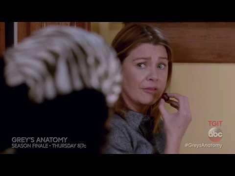 "GREY'S ANATOMY Sneak Peek 12x24  ""Family Affair"