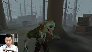 (ENGLISH SUB) KADAL KOK KAKU?! LIZARD / EVIL REPTILIAN HUNTER GAMEPLAY IDENTITY V INDONESIA