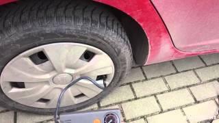 A24: Reifenpanne - Was ist zu tun! (Teil 1/2)