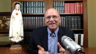 Mary Live with Dr. Mark Miravalle - Two Fathers to Remember on Father's Day