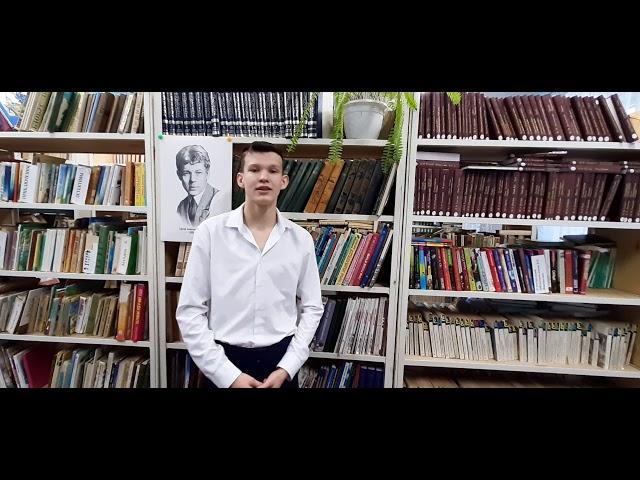 Изображение предпросмотра прочтения – СергейКоваль читает произведение «Заметался пожар голубой» С.А.Есенина