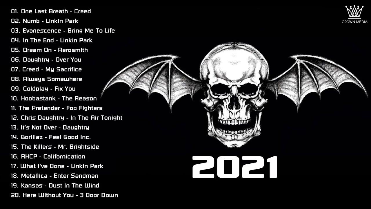 Download Creed, Nickelback, Metallica, Daughtry, Scorpions, 3 Doors Down - Alternative Rock Complication