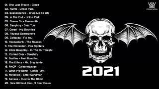 Creed, Nickelback, Metallica, Daughtry, Scorpions, 3 Doors Down - Alternative Rock Complication
