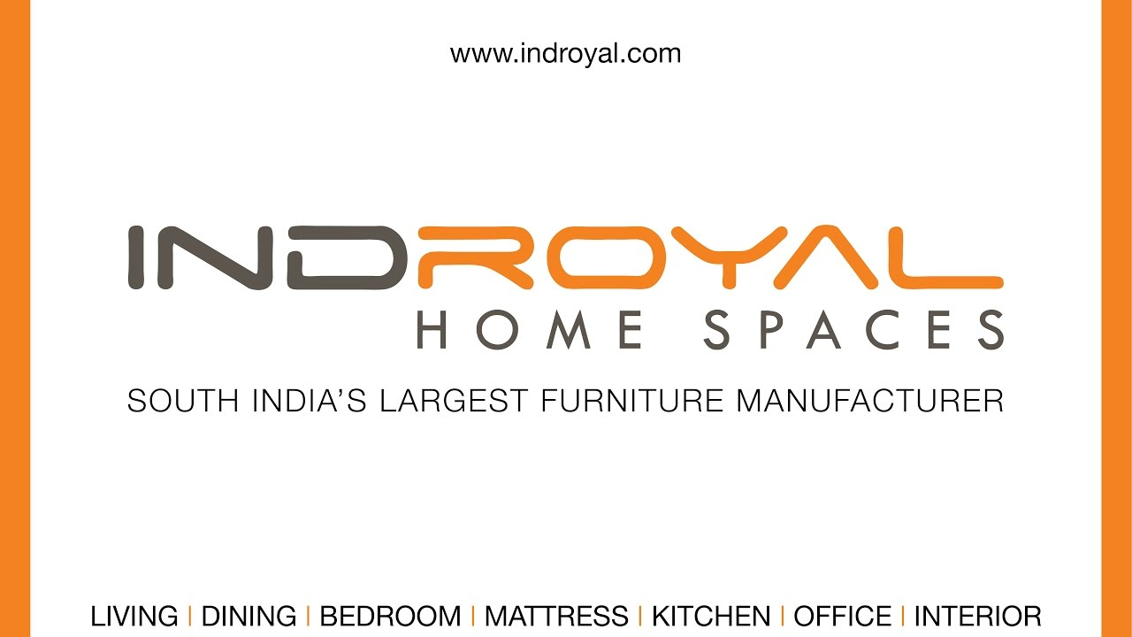INDROYAL YouTube - Indroyal bedroom furniture