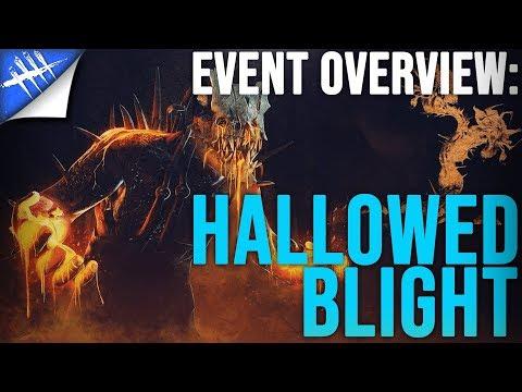 Hallowed Blight Event Released - Event Breakdown