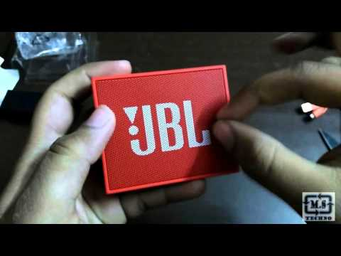 [Hindi - हिन्दी] Unboxing Of JBL Go Wireless Portable Speaker BY MANIK SINGHAL #MS TECHNO