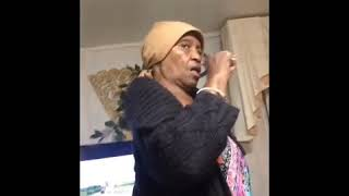 SALT SHAKER CHALLENGE ON MY GRANDMA
