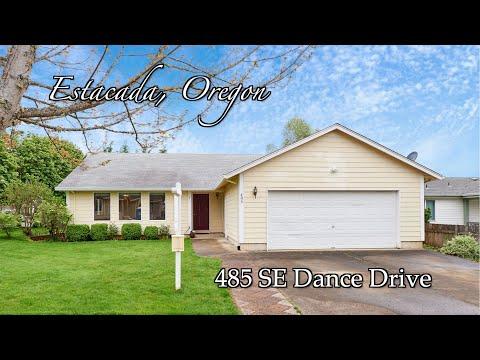 Video Of 485 SE Dance Dr | Estacada, Oregon Real Estate & Homes For Sale