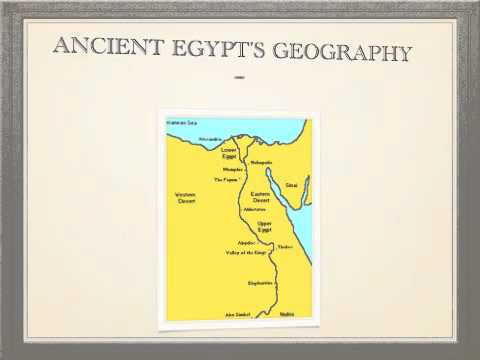 Ancient Egypt PowerPoint By Nick And Russell