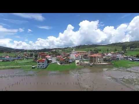 Fuerte Temporal De Lluvias En Tarqui Cuenca Azuay Youtube