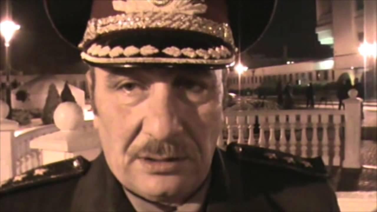 Интервью 7 марта генерал полковника, только что прибывшего из Киева в Симферополь