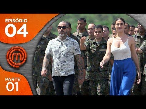 MASTERCHEF BRASIL (27/03/2018) | PARTE 1 | EP 04 | TEMP 05