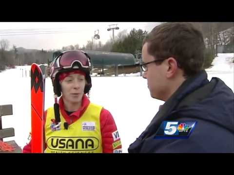 One-on-one with gold medalist Hannah Kearney