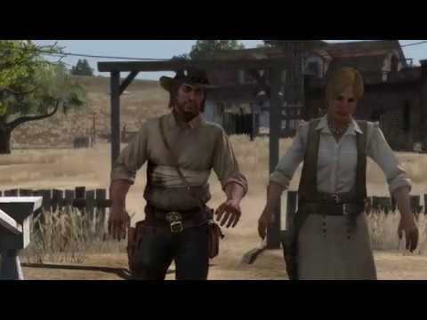 Red Dead Redemption - Xbox One X Backwards Compatibility | 29 Minutes of Gamepaly (2160p)