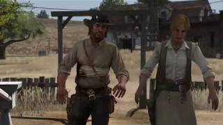 Red Dead Redemption - Xbox One X Backwards Compatibility   29 Minutes of Gamepaly (2160p)