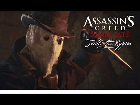 ASSASSIN'S CREED: SYNDICATE 'JACK the RIPPER' - FULL MOVIE [HD] Gameplay Walkthrough