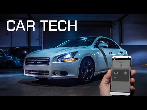 CAR AUTOMATION with your Android Phone: OBDLink LX - YouTube