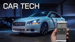 CAR AUTOMATION with your Android Phone: OBDLink LX